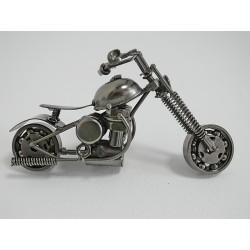 MOTOCYKL METALOWY 31 CM