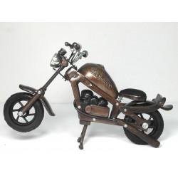 MOTOCYKL METAL 30 CM