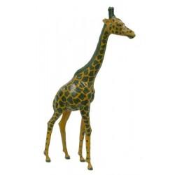 Żyrafa Ze Skóry 73X38X14Cm (4)