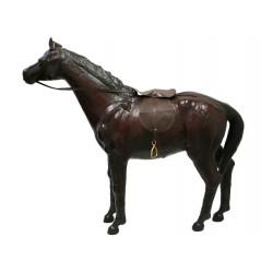 Koń Ze Skóry 48,5X60X18Cm (4)