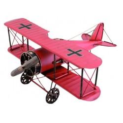 Replika Samolotu Z Metalu