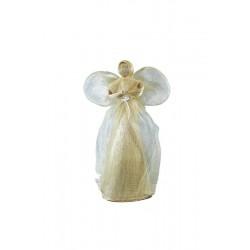 Anioł Z Włókna Abaca 15 Cm (108)