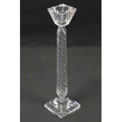 Świecznik Szklany 5X25 (24)-Przec.