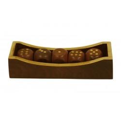 Pudełko Z Kostkami Do Gry 3,5X15,5X5Cm (4)