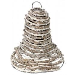 Art. Dekoracyjny Wiklinowy Dzwonek