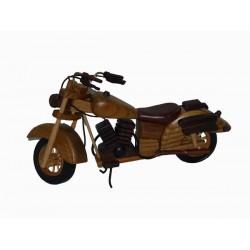 MOTOCYKL DREWNIANY 30 cm