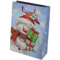 Pl Torba Funny Snowman Big