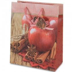 Pl Torba Christmas Apple Large