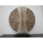 Rzeźby galeryjne, meble, lampy